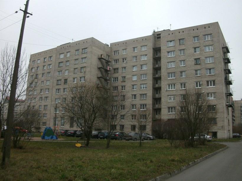 Садовая ул. 21к2