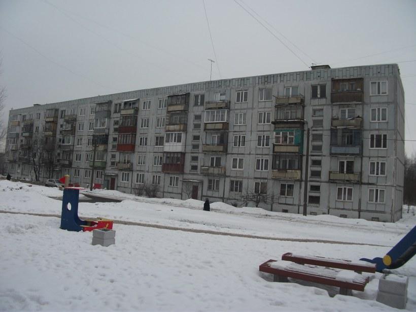 Рябовское шоссе 117к3