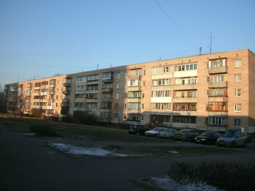 ул. Богайчука 22