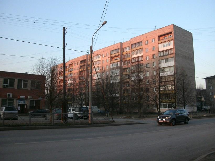 Полевая ул. 14