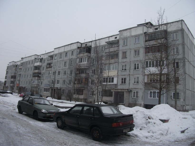 Рябовское шоссе 121к3