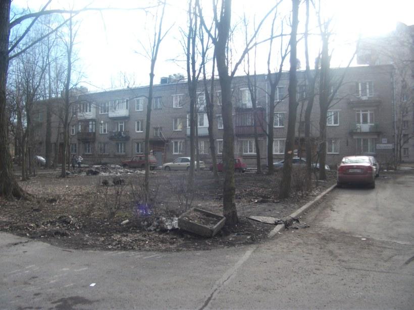 ул. Кибальчича 10к2