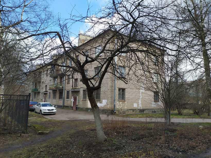 2-я Комсомольская ул. 25к2