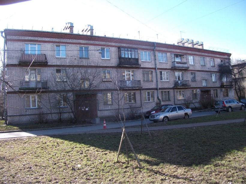 Волковский пр. 140