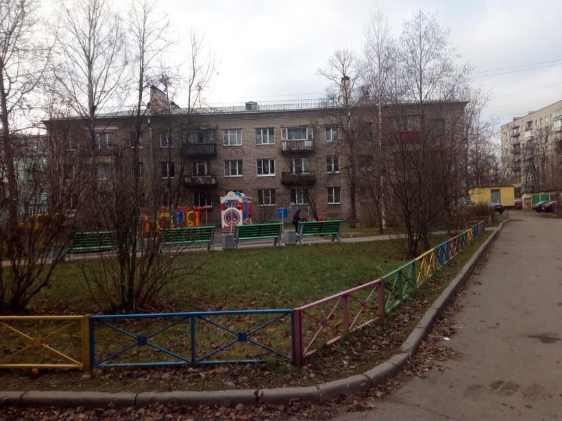 ул. Пограничника Гарькавого 34к3