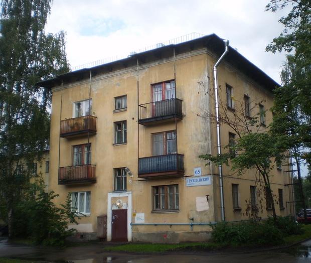 Гражданский пр. 65