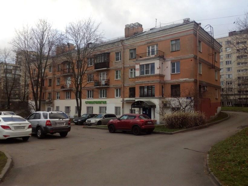 Октябрьская наб. 64к3