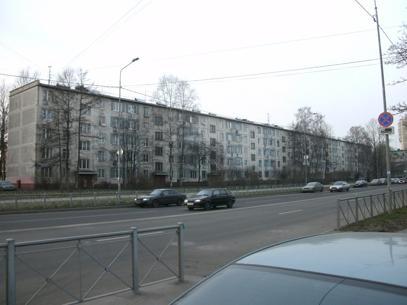 ул. Бабушкина 115к1