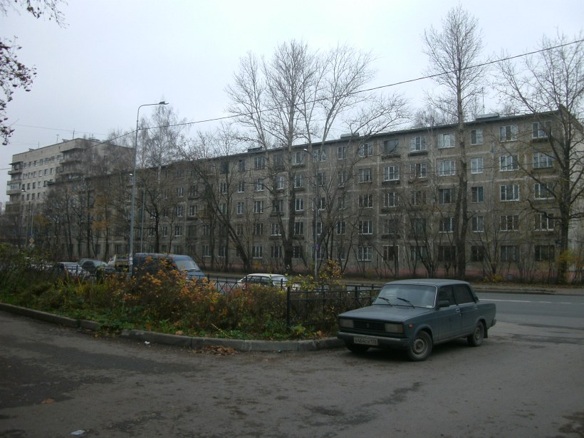 ул. Бабушкина 66к1