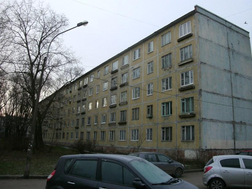 ул. Бабушкина 74