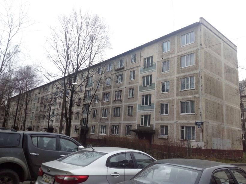 ул. Бабушкина 113к2