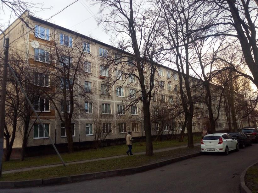 Бухарестская ул. 11