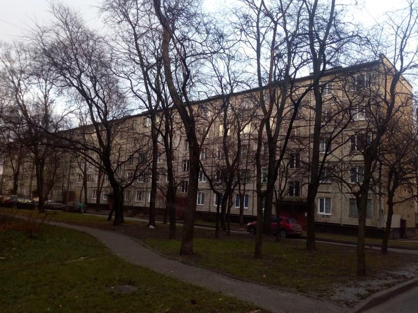 Бухарестская ул. 17