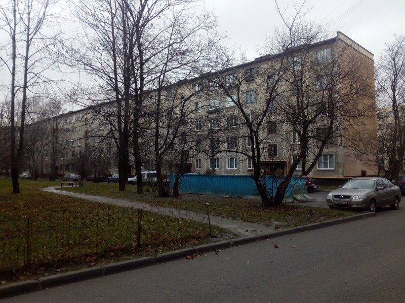 Бухарестская ул. 21