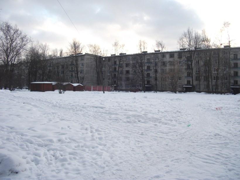 ул. Кибальчича 16к1 и 18