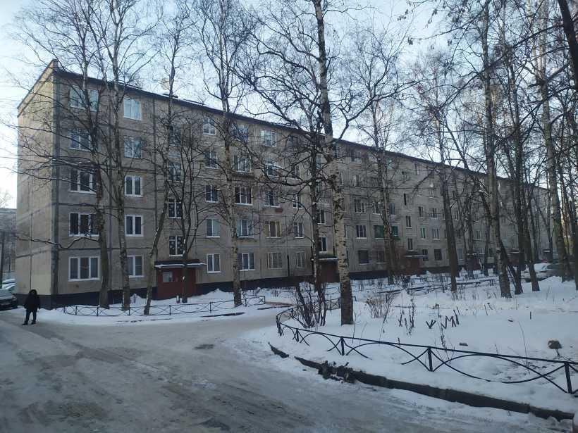 пр. Большевиков 65к3