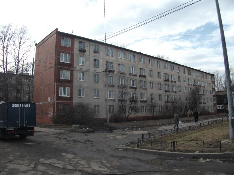 ул. Седова 87к1