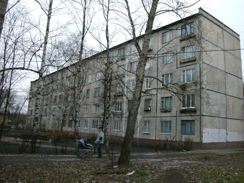 2-й Рабфаковский пер. 5к2