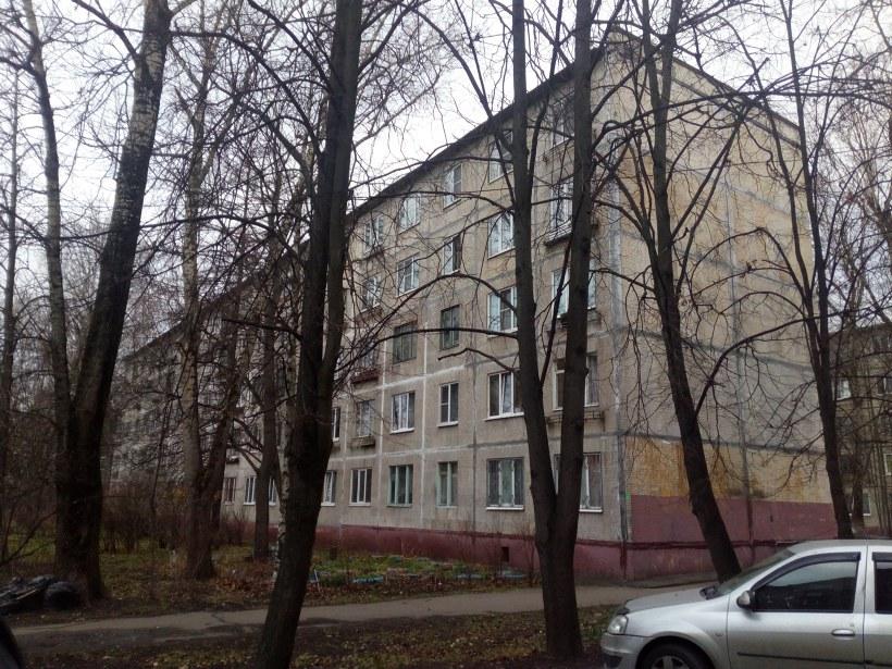 2-й Рабфаковский пер. 5к4