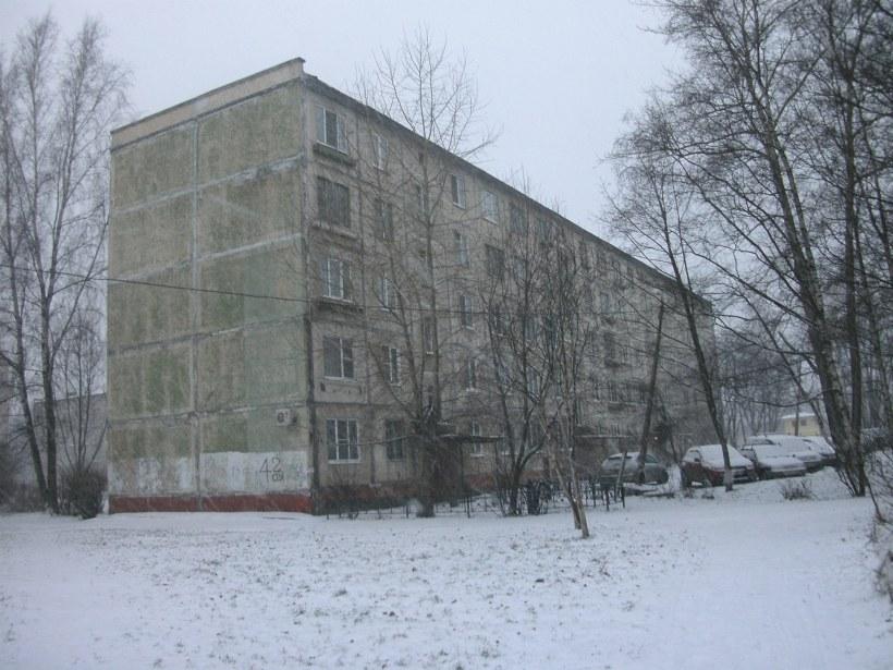 2-й Рабфаковский пер. 5к6