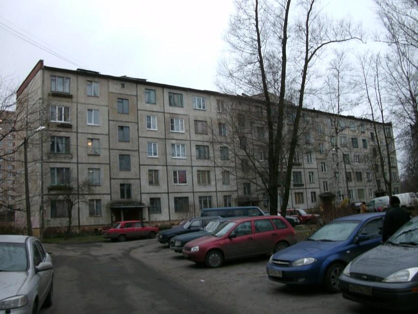 3-й Рабфаковский пер. 8