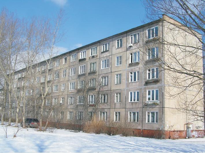 ул Бабушкина 101к2