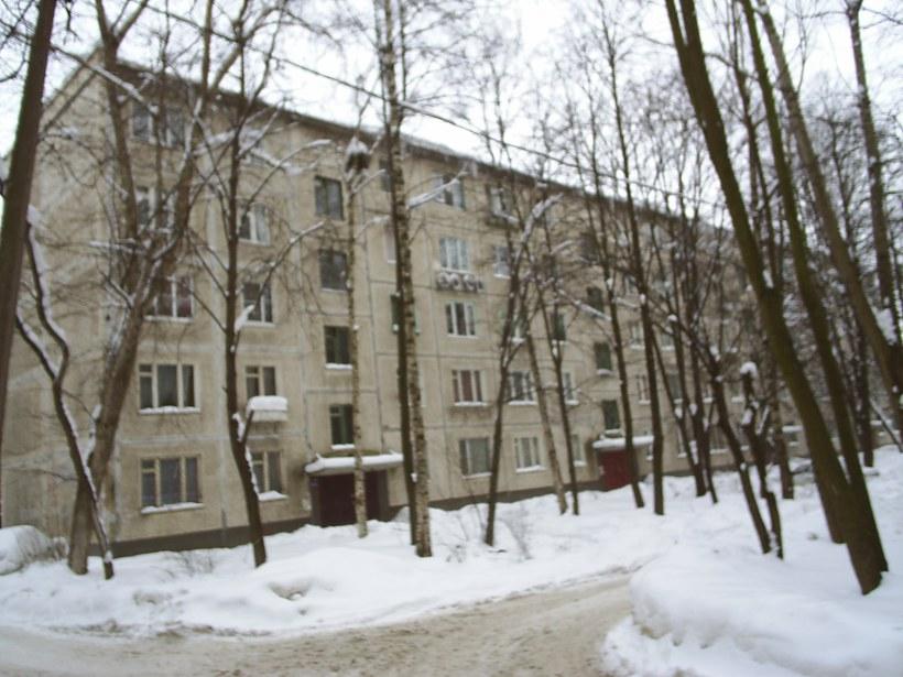 ул. Бабушкина 115к3