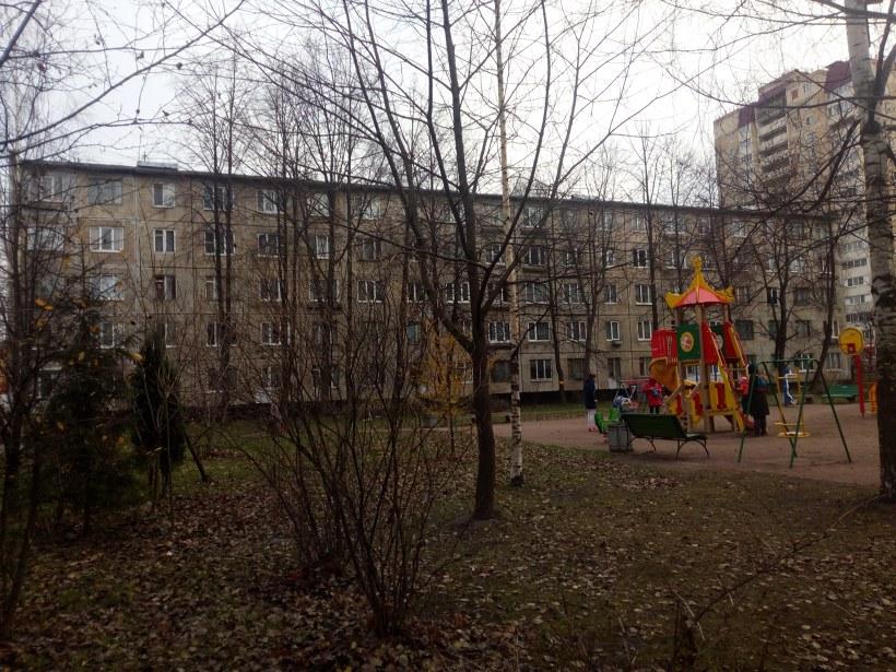 Народная ул. 11к1