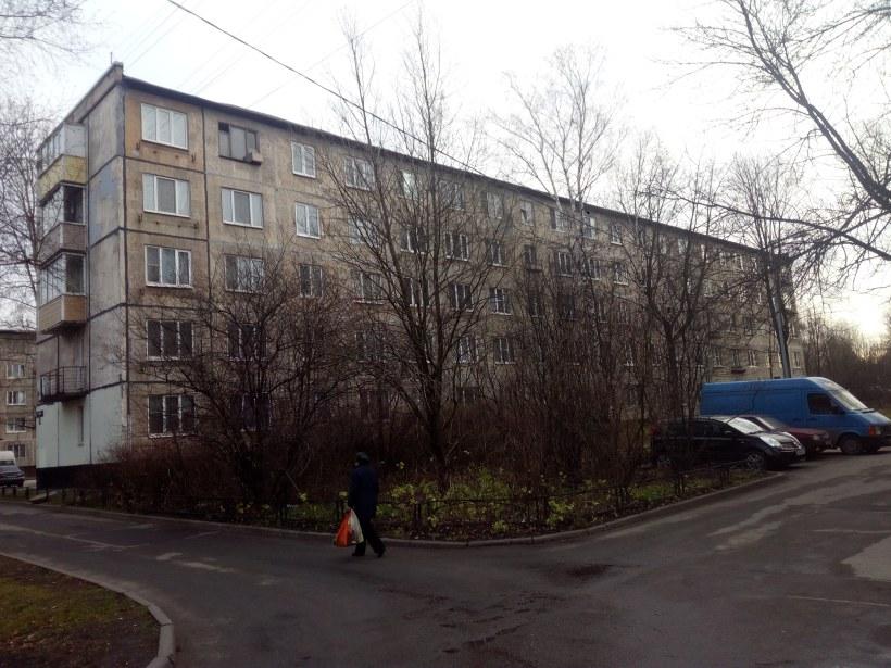 Народная ул. 19