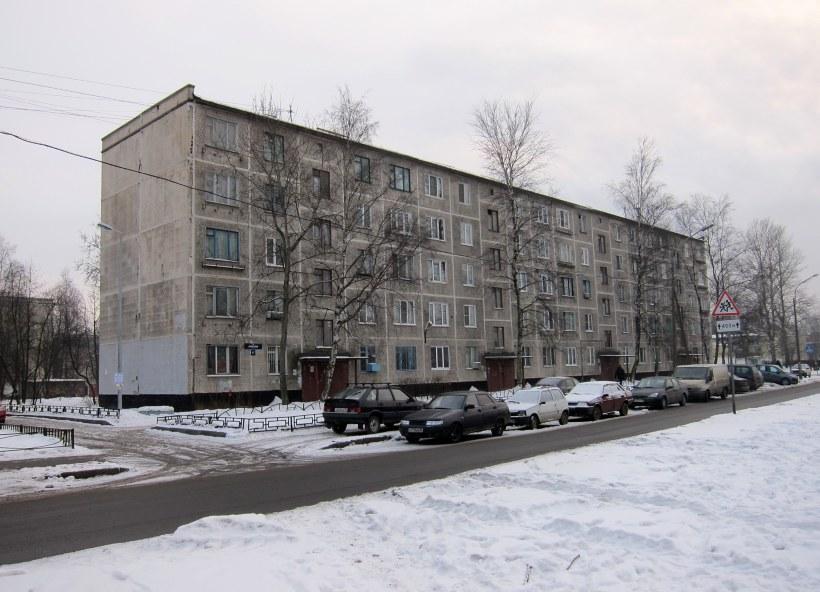 ул. Новосёлов 63