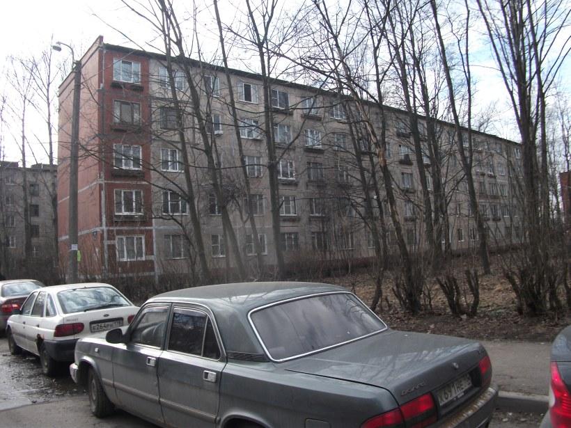 ул Седова 87к3