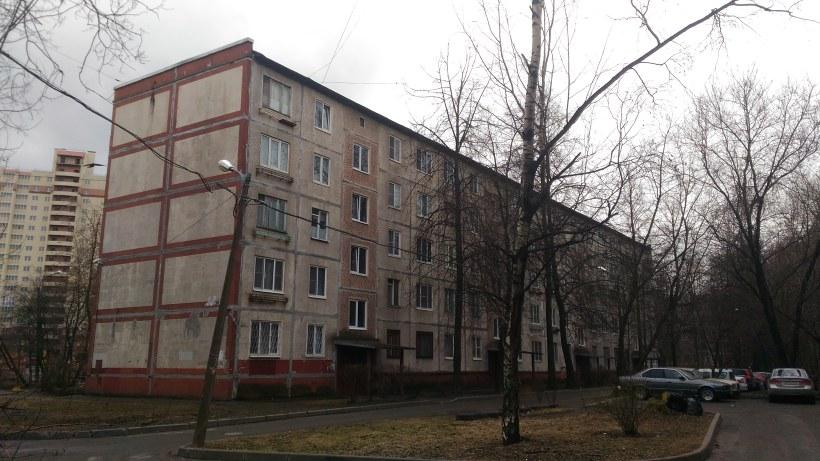 ул. Шелгунова 6к1