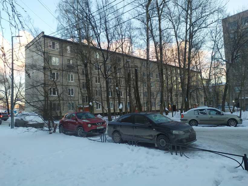 пр. Большевиков 81