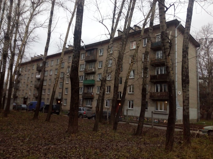 2-й Рабфаковский пер. 17к4