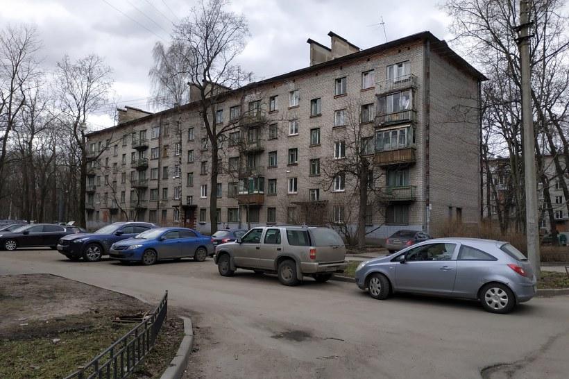 Новороссийская ул. 36