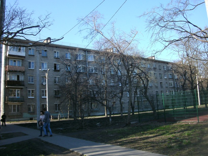 ул. Матроса Железняка 3