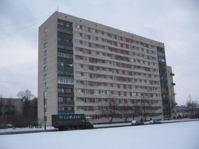 ул. Лётчика Пилютова 36