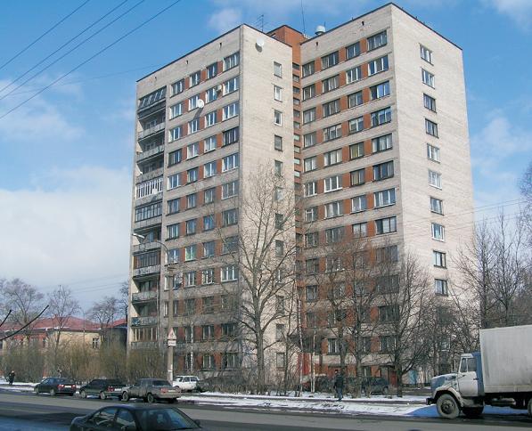 ул. Бабушкина 60