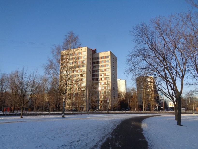 Варшавская ул. 71к1