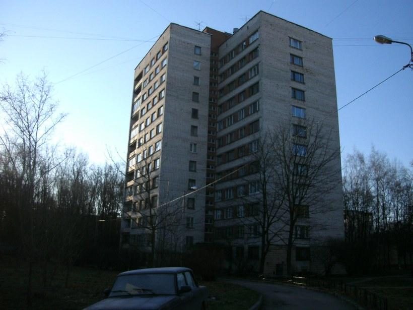 Институтский пр. 25