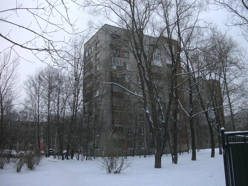 ул. Белы Куна 4к3