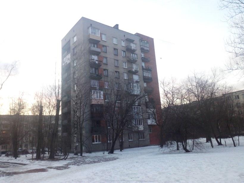 ул. Белы Куна 4к4
