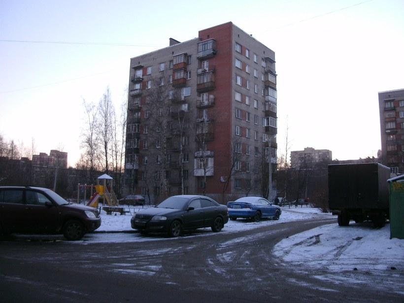 ул. Белы Куна 11к2