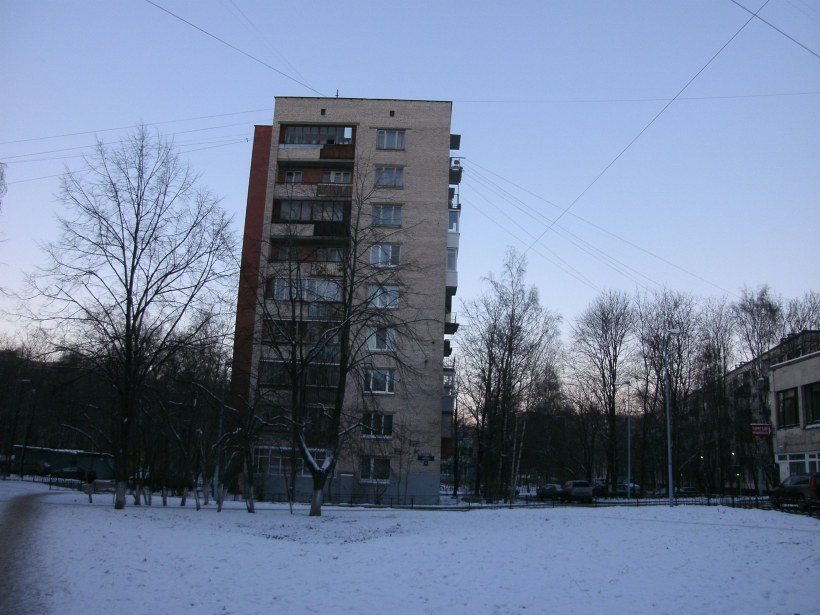 ул. Белы Куна 12
