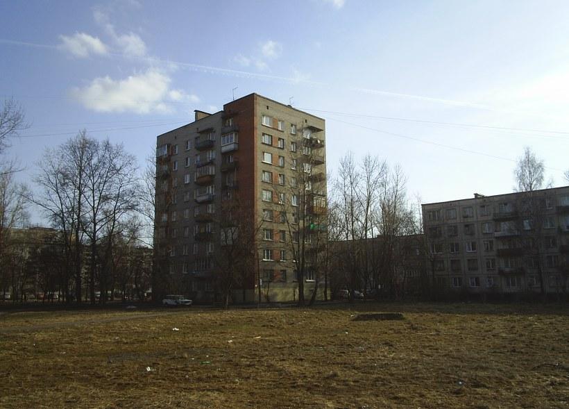 ул. Белы Куна 21к2