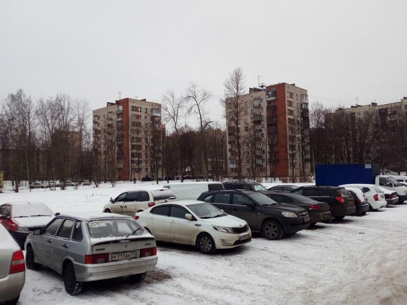 Бестужевская ул. 20к1 и 20к2