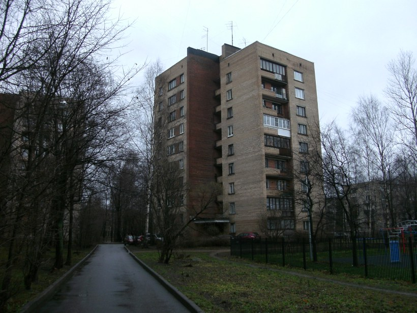 Гражданский пр. 7к2