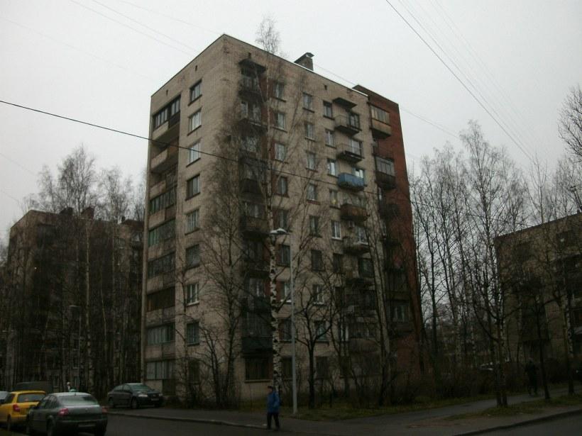 ул. Верности 8к1