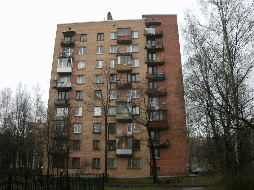 Гражданский пр. 9к2