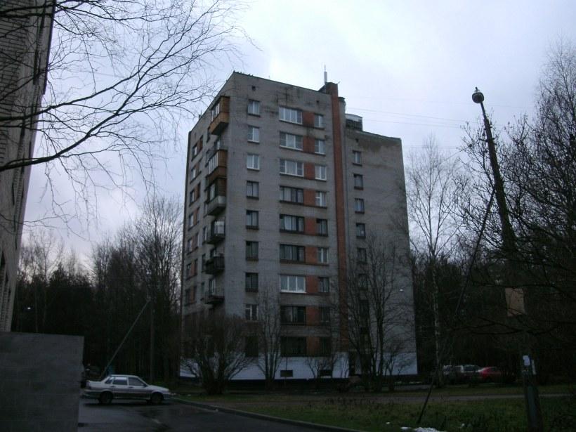 ул. Карпинского 9к3